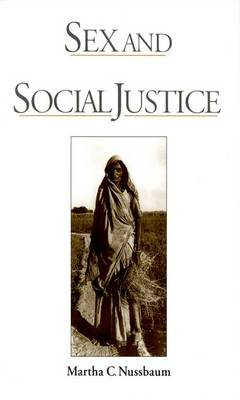 Sex and Social Justice (BOK)