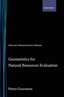 Geostatistics for Natural Resources Evaluation (BOK)