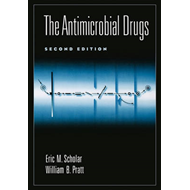 The Antimicrobial Drugs (BOK)