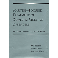 Solution-focused Treatment of Domestic Violence Offenders (BOK)