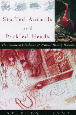 Stuffed Animals and Pickled Heads (BOK)