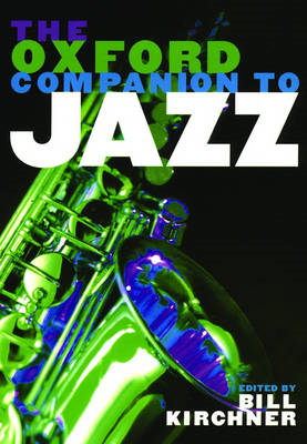 Oxford Companion to Jazz (BOK)