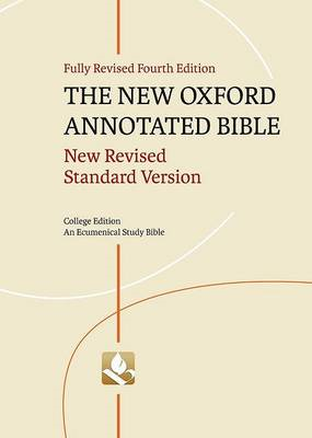 The New Oxford Annotated Bible: New Revised Standard Version (BOK)