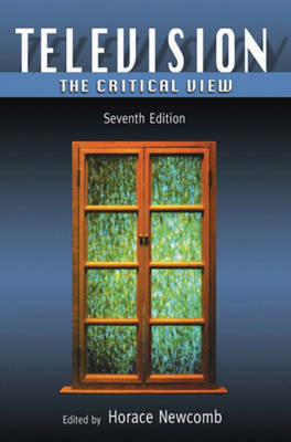 Television: The Critical View (BOK)