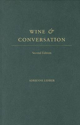 Wine and Conversation (BOK)