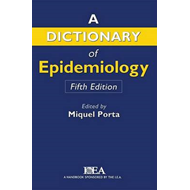Dictionary of Epidemiology (BOK)