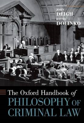 The Oxford Handbook of Philosophy of Criminal Law (BOK)