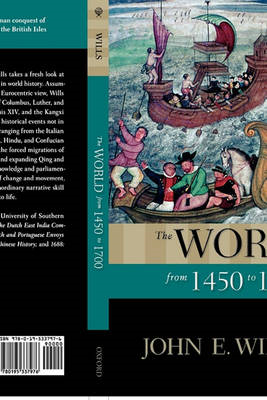 World from 1450 to 1700 (BOK)