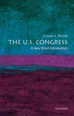 U.S. Congress: A Very Short Introduction (BOK)
