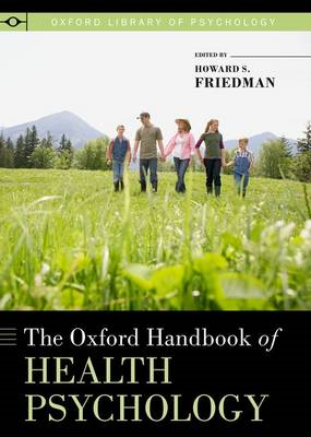 The Oxford Handbook of Health Psychology (BOK)