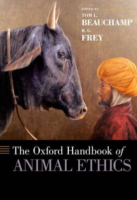The Oxford Handbook of Animal Ethics (BOK)
