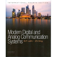 Modern Digital and Analog Communications Systems International (BOK)