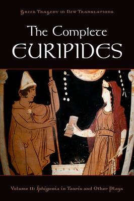The Complete Euripides: Volume II: Electra and Other Plays (BOK)