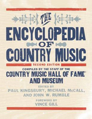 The Encyclopedia of Country Music (BOK)