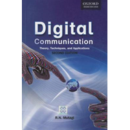 Digital Communication: Theory, Techniques and Applications (BOK)