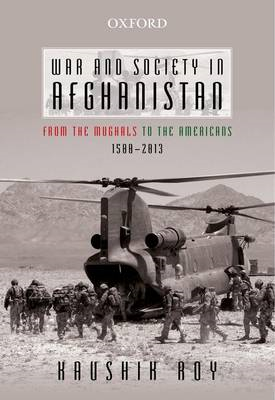 War and Society in Afghanistan (BOK)