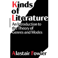 Kinds of Literature: An Introduction to the Theory of Genres and Modes (BOK)