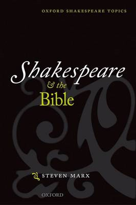 Shakespeare and the Bible (BOK)