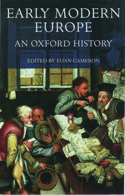 Early Modern Europe: An Oxford History (BOK)