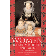Women in Early Modern England 1550-1720 (BOK)