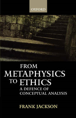 From Metaphysics to Ethics (BOK)