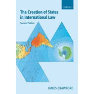 The Creation of States in International Law (BOK)