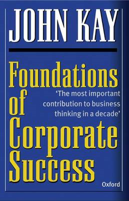 Foundations of Corporate Success (BOK)