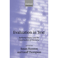 Evaluation in Text (BOK)