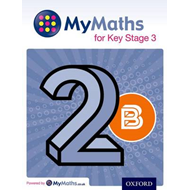 MyMaths for Key Stage 3: Student Book 2B (BOK)