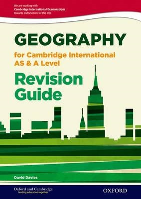Geography for Cambridge International AS and A Level Revisio (BOK)