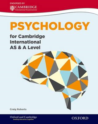 Psychology for Cambridge International AS and A Level (BOK)