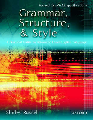 Grammar, Structure and Style (BOK)
