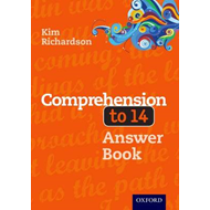 Comprehension to 14 Answer Book (BOK)