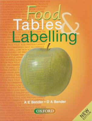 Food Tables and Labelling (BOK)