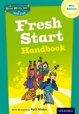 Read Write Inc. Fresh Start: Handbook (BOK)