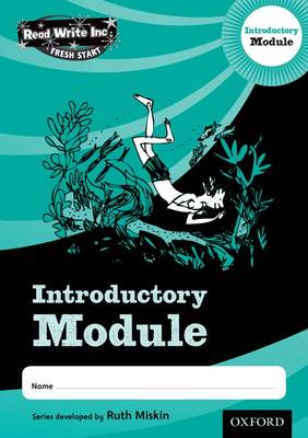 Read Write Inc. Fresh Start: Introduction Module (BOK)