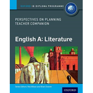 English A Perspectives on Planning: Literature Teacher Compa (BOK)
