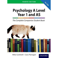 Complete Companions: AQA Psychology Year 1 and AS Student Bo (BOK)