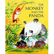 Read Write Inc. Comprehension: Module 12: Children's Books: The Monkey and the Panda Pack of 5 Books (BOK)