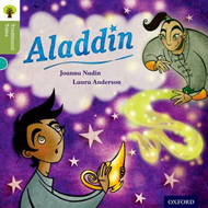 Oxford Reading Tree Traditional Tales: Level 7: Aladdin (BOK)