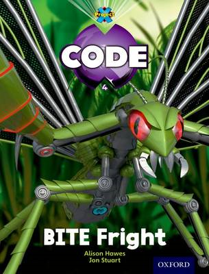Project X Code: Bugtastic Bite Fright (BOK)