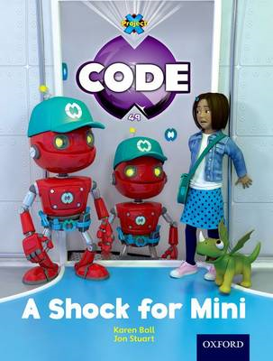 Project X Code: Marvel a Shock for Mini (BOK)