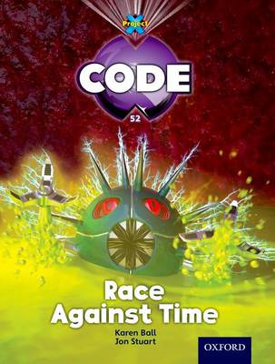 Project X Code: Marvel Race Against Time (BOK)