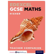 Edexcel GCSE Maths Higher Teacher Companion (BOK)
