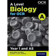 A Level Biology A for OCR Year 1 and AS Student Book (BOK)