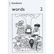 Fuzzbuzz: A Remedial Reading Scheme: Level 2: Words (BOK)