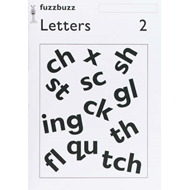 Fuzzbuzz: A Remedial Reading Scheme: Level 2: Workbook, Letters 1 (BOK)