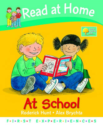 Read at Home: First Experiences: At School (BOK)