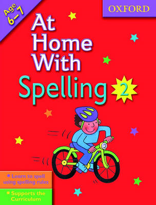 At Home with Spelling: Bk. 2 (BOK)