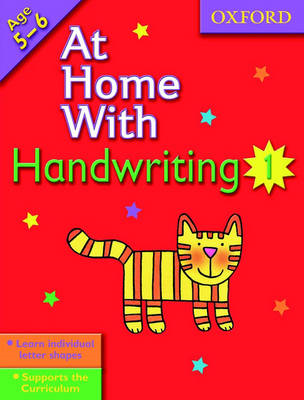 At Home with Handwriting: Bk. 1 (BOK)